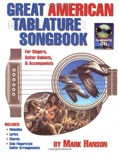 Great American Tablature Song Collection (Digital Book/Audio)