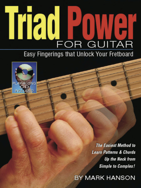 Triad Power for Guitar (Digital Book)